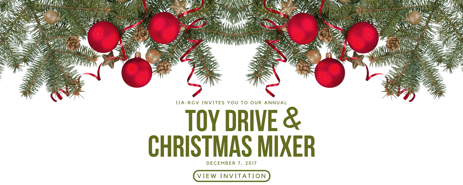 Toy Drive & Christmas Mixer
